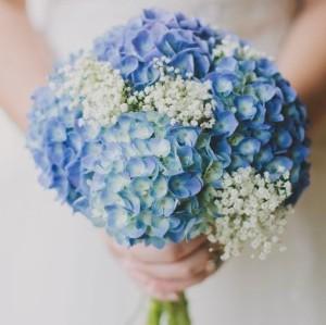MORS Wedding Hydrangeas